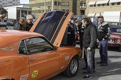 20170422 Mustangens födelsedagsfirande Exclusive Cars