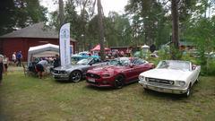 Yankee Cars And Classics Lycksele 28/7-2018